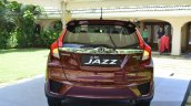 2015 Honda Jazz 1.2 VX MT rear lights on India