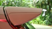 2015 Honda Jazz 1.2 VX MT rear spoiler India