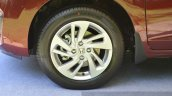 2015 Honda Jazz 1.2 VX MT wheel India
