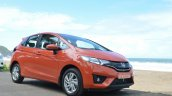 2015 Honda Jazz Diesel VX MT front angle Review