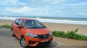 2015 Honda Jazz Diesel VX MT front view Review