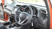 2015 Honda Jazz Diesel VX MT interior Review