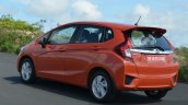 2015 Honda Jazz Diesel VX MT rear angle Review