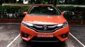 2015 Honda Jazz Orange India