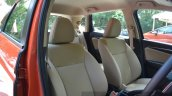 2015 Honda Jazz Petrol V CVT beige seats Review