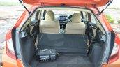 2015 Honda Jazz Petrol V CVT boot max capacity Review