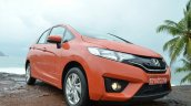 2015 Honda Jazz Petrol V CVT front bumper Review