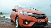 2015 Honda Jazz Petrol V CVT profile Review