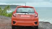 2015 Honda Jazz Petrol V CVT rear Review