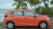 2015 Honda Jazz Petrol V CVT side Review