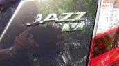 2015 Honda Jazz V India