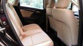 2015 Honda Jazz beige interior India