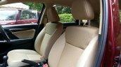 2015 Honda Jazz beige seats India