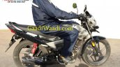 2015 Honda Livo side profile spotted up close