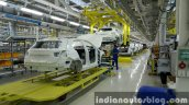 2015 Mercedes GLA assembly line enters local CKD assembly