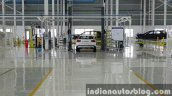 2015 Mercedes GLA quality check enters local CKD assembly