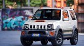 2015 Suzuki Jimny Street front launched in Italy