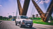 2015 Suzuki Jimny Street front quarter launched in Italy