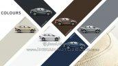 2015 VW Vento facelift colors brochure