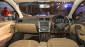 2015 VW Vento facelift dash