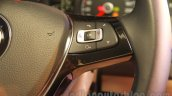 2015 VW Vento facelift music controls