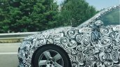 2016 Audi A4 front wing spied in Italy.