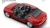 2016 Audi A4 sedan press shots