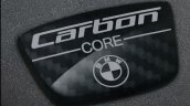 2016 BMW 7 Series carbon core teased