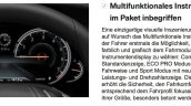 2016 BMW 7 Series cluster leaked