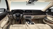2016 BMW 7 Series interior unveiled in Munich