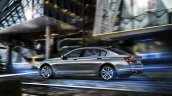 2016 BMW 7 Series rear quarter unveiled in Munich