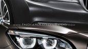 2016 BMW 7 Series vs 2014 BMW 7 Series headlamps Old vs New