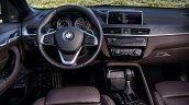 2016 BMW X1 cockpit