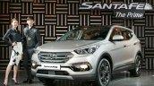 2016 Hyundai Santa Fe facelift launched
