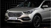 2016 Hyundai SantaFe Prime front end unveiled in Korea