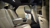 2016 Jaguar XJ rear cabin officially unveiled