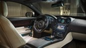 2016 Jaguar XJR interior officially unveiled