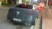 2016 Kia Cadenza (Kia K7) rear spotted testing in Korea