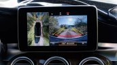2016 Mercedes GLC Class front camera assist features detailed