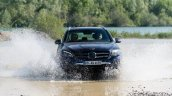 2016 Mercedes GLC Class front features detailed