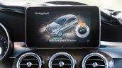 2016 Mercedes GLC Class rocking assist features detailed