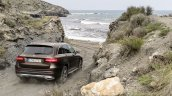 2016 Mercedes GLC rear unveiled press images