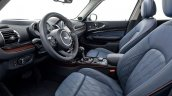 2016 Mini Clubman S interior official gallery surfaces