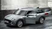 2016 Mini Clubman front three quarter with doors open  official extensive gallery