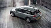2016 Mini Clubman top rear quarter official gallery surfaces