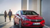 2016 Opel Astra front leaked
