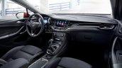 2016 Opel Astra interior leaked