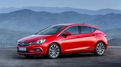 2016 Opel Astra leaked