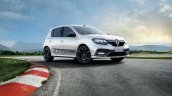 2016 Renault Sandero R.S 2.0 front three quarter unveiled press image