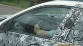 2017 BMW 1 Series sedan (interior) snapped testing